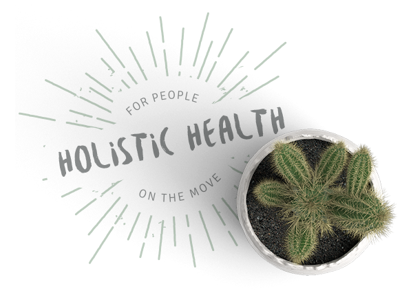 holistic health for people on the move