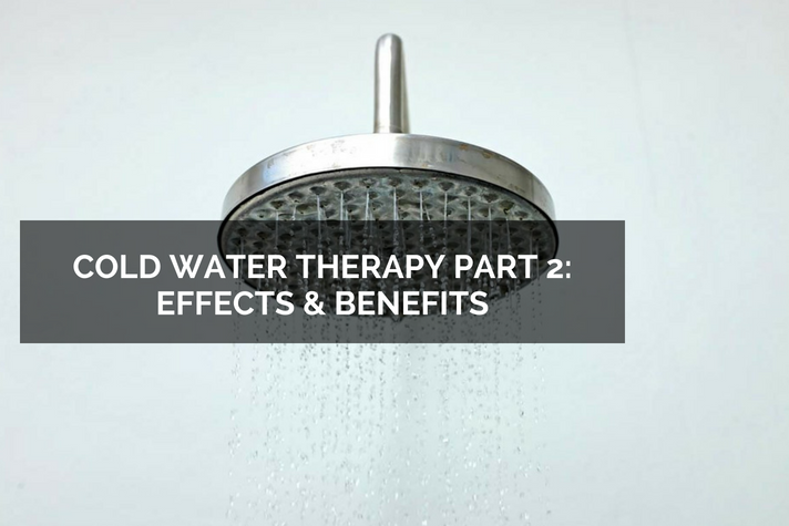 Cold Water Therapy Part 2: Effects and Potential Benefits